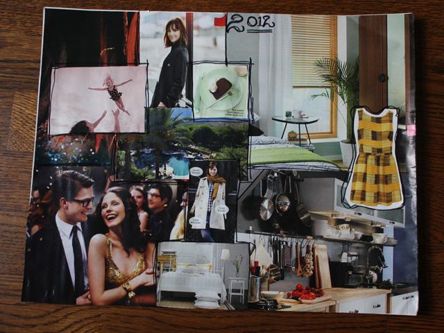 Mood Board 2012